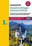 """Langenscheidt Deutsch in 30 Tagen - Sprachkurs mit Buch und Audio-CD: Der Sprachkurs für rumänische Muttersprachler, Rumänisch-Deutsch (Langenscheidt Sprachkurse """"...in 30 Tagen"""")"""