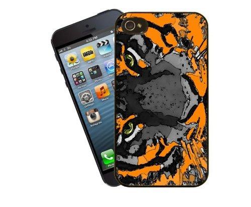 Eclipse Geschenk Ideen Tiger–Design 2iPhone 4/4S Schutzhülle