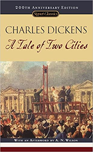 A tale of two cities kindle edition by charles dickens frederick a tale of two cities kindle edition by charles dickens frederick busch an wilson literature fiction kindle ebooks amazon fandeluxe Gallery
