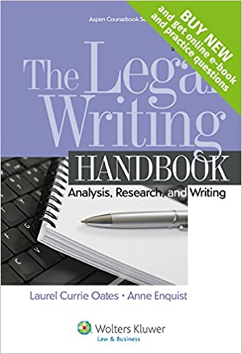 Advanced Legal Research & Writing Certificate Course