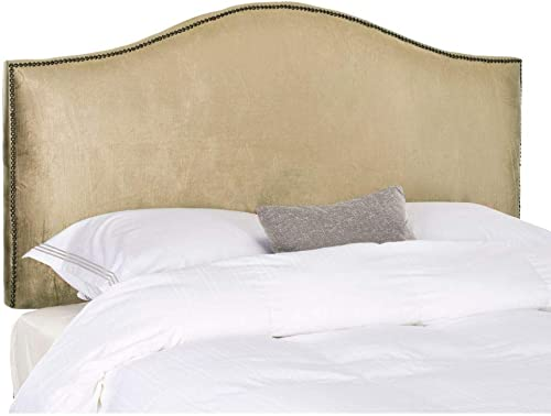Safavieh Connie Antique Sage Camelback Headboard