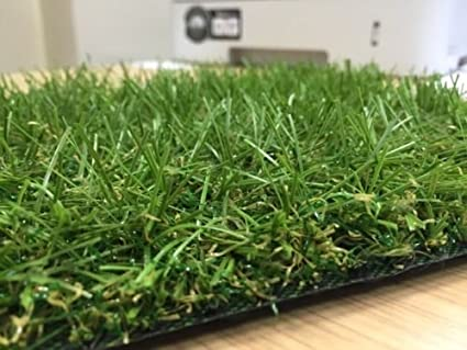 Samba 30mm Pile Height Artificial Grass Cheap Natural /& Realistic Looking Astro Garden Lawn Choose from 47 Sizes 2m x 1m High Density Fake Turf