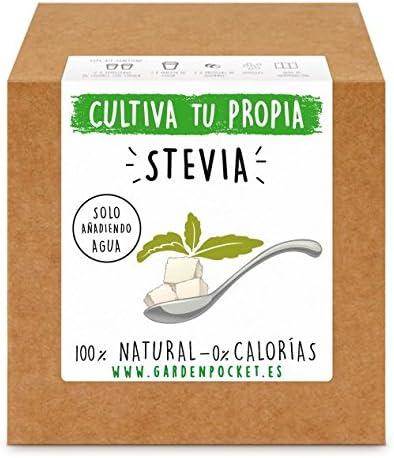 Garden Pocket - Kit Cultivo STEVIA: Amazon.es: Jardín