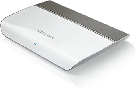 NETGEAR 8-Port Gigabit Ethernet Smart Managed Plus Switch (GS908E) - Desktop Housing with Integrated Ethernet Cable Management, and Fanless Design for ...