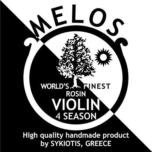 Melos Mini Violin Rosin 4 Season Set Mel-3302