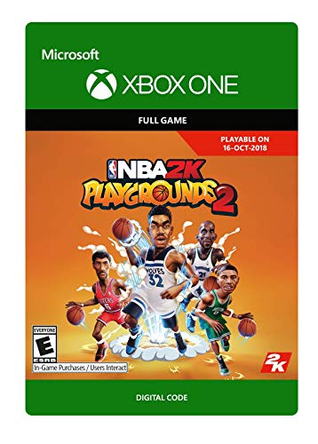 Nba Codes Jam - NBA 2K Playgrounds 2 (Pre-Purchase/Launch Day) - Xbox One [Digital Code]