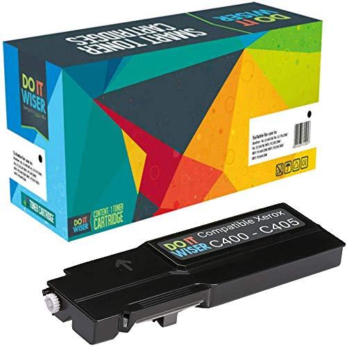 - Do it Wiser Compatible Toner Cartridge Replacement for Xerox VersaLink C405 C400 C400D C400DN MFP C405DN C405N C405 | 106R03524 XXL Black 10,500 Pages