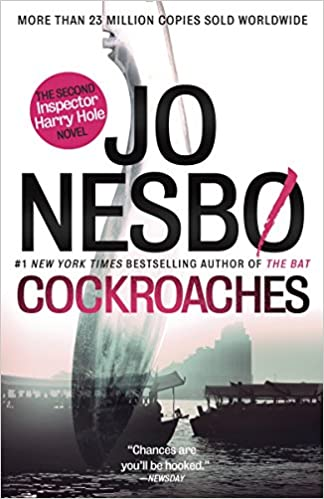 Image result for cockroaches jo nesbo