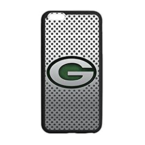 Green Bay Packers, Design Rubber Protection Case Skin For iphone 6 plus (5.5 inch) WANGJING JINDA