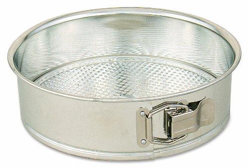 Alegacy 011 Polished Tin Spring Form Cake Pan, 11-1/4-Inch