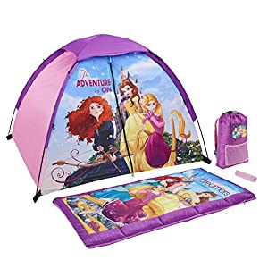 Exxel Outdoors Disney Princess Kids 4-Piece Sling Kit