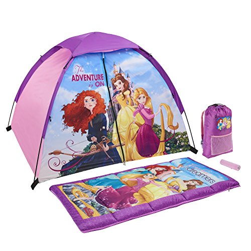 Exxel Outdoors Disney Princess Kids 4-Piece Sling