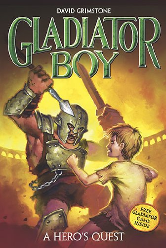 A Hero's Quest #1 (Gladiator -