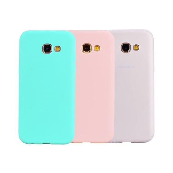 Amazon com: Soft Gel Case for Samsung Galaxy A5 2017 SM-A520F, AllDo