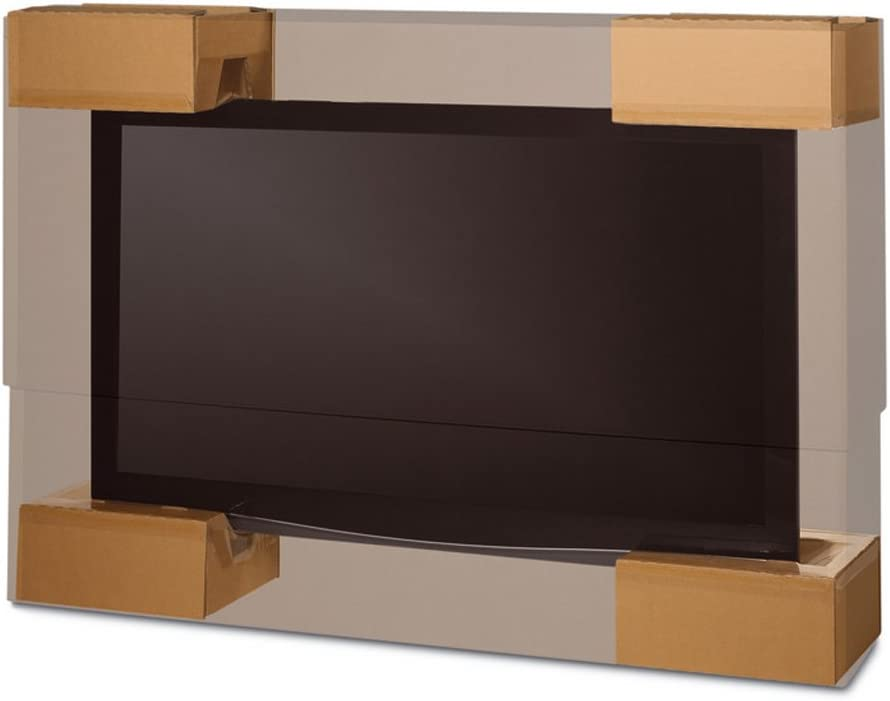 Cajas de cartón para televisor LCD: Amazon.es: Oficina y papelería