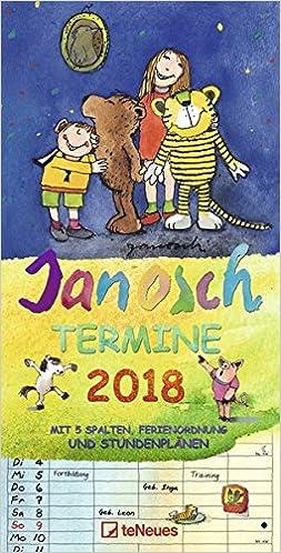 Aldi janosch kalender 2020