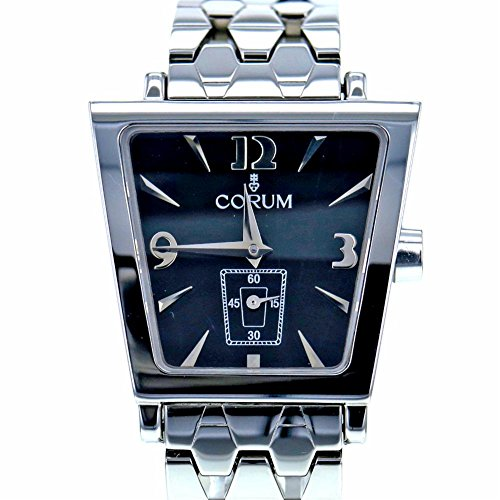 Corum Trapeze swiss-quartz womens Watch 105.404.20 (Certified Pre-owned)