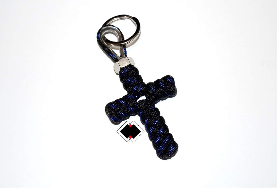 Keychain Paracord handmade in usa