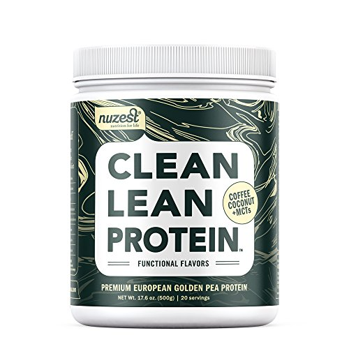 Clean Lean Protein, 500 (17.6oz) - Coconut Coffee MCT