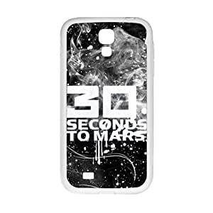 30 Seconds to Mars Cell Phone Case for Samsung Galaxy S4 by runtopwell