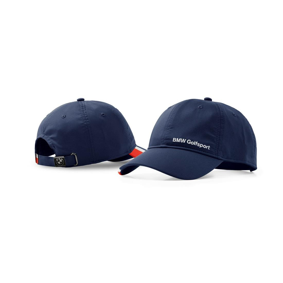 BMW nuevo genuino Golfsport Collection azul marino Unisex gorra de béisbol sombrero 80162446378: Amazon.es: Coche y moto