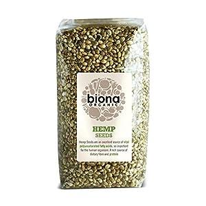 Biona – Seeds Hemp Organic – 250g (Pac...