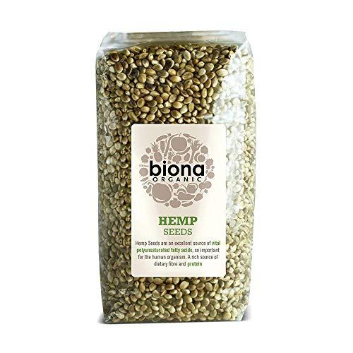 Biona Organic - Hemp Seeds - 250g