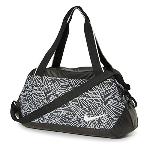 d449e9f71a Nike Legend Club Print Carry All Duffel Bag-Black Grey - Buy Online in  Oman.