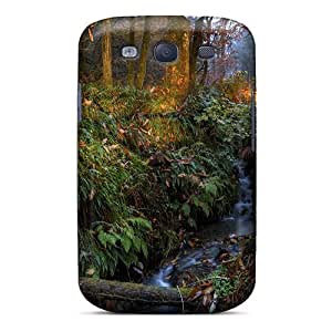 Galaxy S3 Cover Case - Eco-friendly Packaging(forrest)