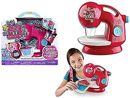 Sew Cool máquina de coser Juguetes Juguete Idea regalo # AG17 ...