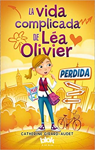 Amazon.com: Perdida / The Complicated Life of Lea Olivier: Perdida (La vida complicada de Lea Olivier / The Complicated Life of Lea Olivier) (Spanish ...