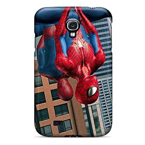 Durable Hard Phone Covers For Samsung Galaxy S4 With Customized Vivid Mr Peabody Sherman Pictures MansourMurray