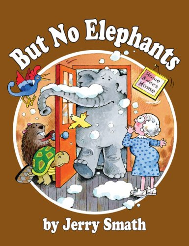 But No Elephants (Once upon a - Elephant Sock