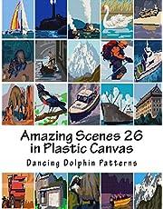 Amazing Scenes 26: in Plastic Canvas