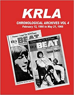 KRLA Chronological Archives Vol 4 (Volume 4): Gary Zenker