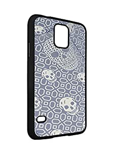 Popular Brand Logo Design Samsung Galaxy S5 (I9600) Funda Case for Girl- Alexander Mcqueeen Logo Galaxy S5 Funda Case Cover- Solid Galaxy S5 Funda Case