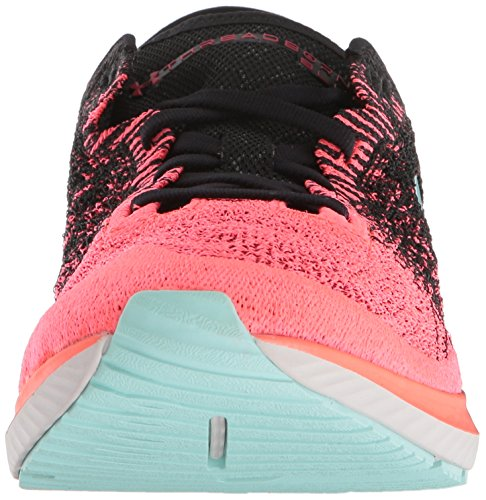 Under Armour Mens Threadborne Blur Neon Coral/Black/Tile Blue YVTk0h4r6