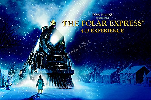Posters USA - The Polar Express Tom Hanks Movie Poster GLOSSY FINISH - FIL131 (24