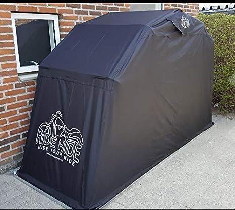Ridehide - Cubierta Transpirable para Motocicleta - Protección sin Contacto y Totalmente ventilada, Costuras pegadas y Selladas: Amazon.es: Coche y moto