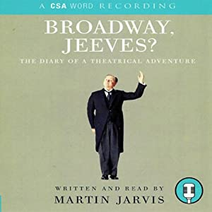 Broadway, Jeeves? Audiobook