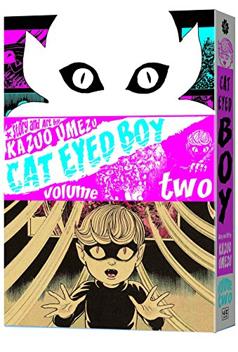 Cat Eyed Boy, Vol. 2 - Eyed Black Cat