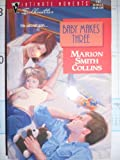 Baby Makes Three, Marion S. Collins, 0373077475
