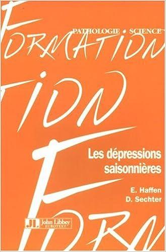 Read Les dépressions saisonnières pdf epub