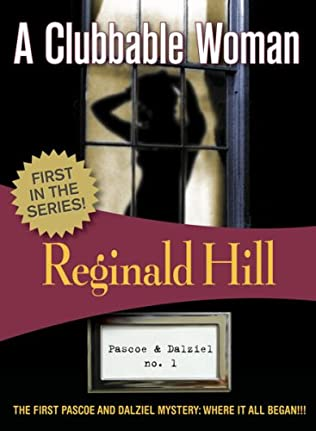 book cover of A Clubbable Woman