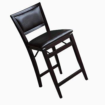 Super Amazon Com Sts Supplies Ltd Folding Stool 24 Inch Comfort Theyellowbook Wood Chair Design Ideas Theyellowbookinfo