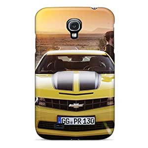 Top Quality Protection Camaro Lovin Case Cover For Galaxy S4