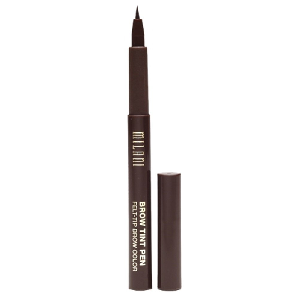 Milani Brow Tint Pen, 02 Dark Brown (Pack of 2)