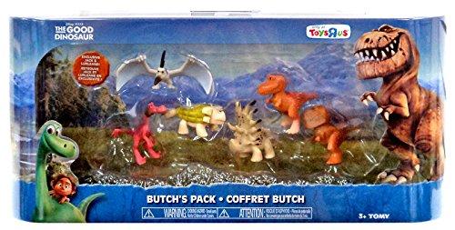 Disney Pixar The Good Dinosaur Exclusive Butch's Pack 6 Figure Set