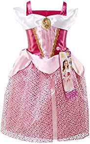 """Disney Princess Aurora Dress Costume, Sing & Shimmer Musical Sparkling Dress, Sing-A-Long To """"Once Upon A"""
