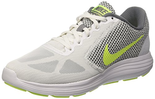 3 White Running Volt Cool Revolution Men's Grey Nike Shoe 6W17BnT